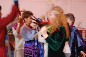 Moving Mandala Dance