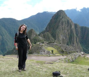 Machu Picchu and Wanu Picchu
