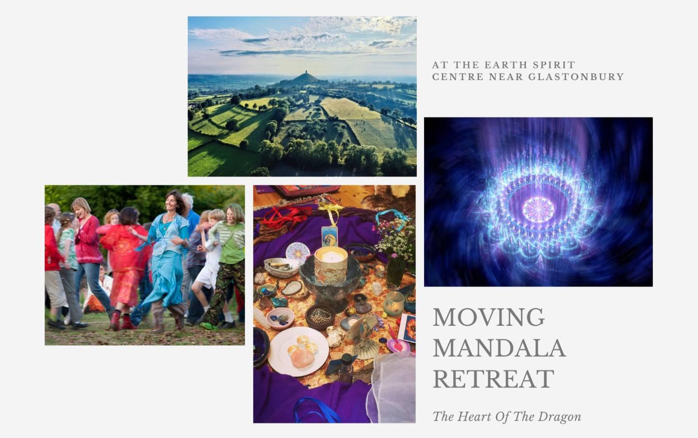 moving mandala photos